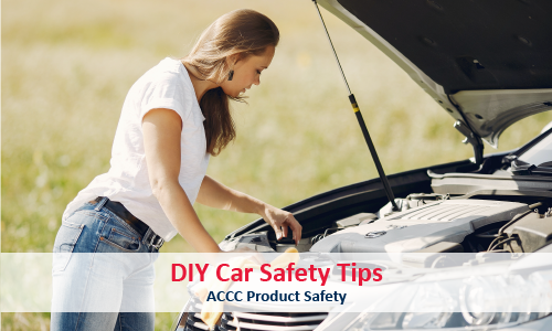DIY Safety Tips