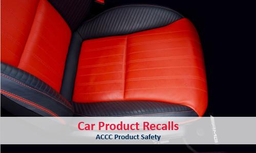 Car Product Recalls